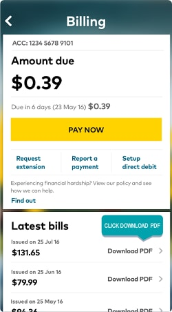 optus how to pay bill